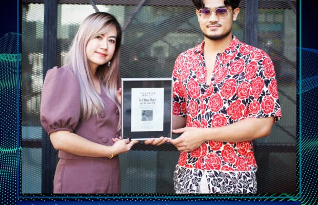 IW Music Award วาฬเกยตื้น