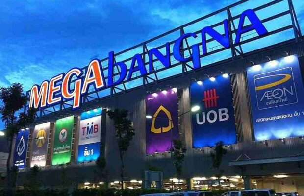 ติดตั้งระบบ IW People Counting @MEGA Bangna